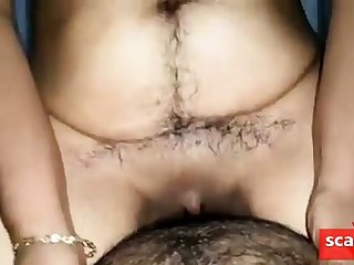 very hairy indian girl