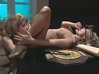 Christy Canyon Kristamaze BDSM Lez