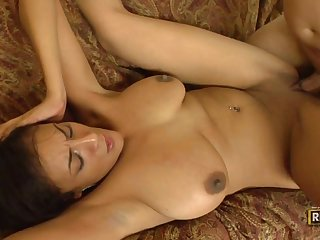 Gorgeous 18-Years-Old Dark Haired Lady Very Hot Seduced  - mommy