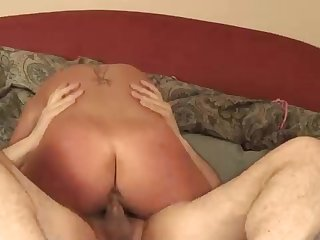 Insane, older fellow got a deep dt from a torrid dark haired, before he drilled her great