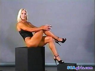 Fitness drottning