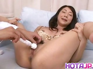 Junko Izawa And The Sex Act Toys