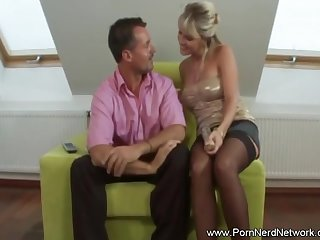 Blonde MILF wants Pure Anal Sex Scene with Boyfriend