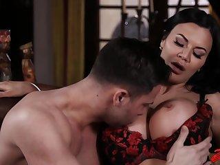 Jasmine Jae In Sexy Lingerie Hardcore Porn MILF Sex Video