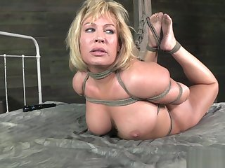 Mellanie Monroe - Thick and juicy MILF drilled deep by 10 inches of BBC, merciless sucking & fucking!