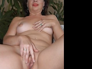 Steaming-hot slideshow with sexy amateur matures