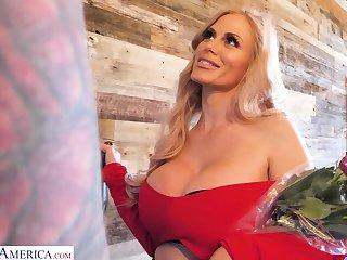 Marvelous even though a bit naughty busty Casca Akashova gives nice head