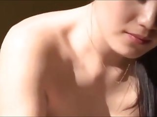 Pretty Taiwan Brunette Girl's First Casting