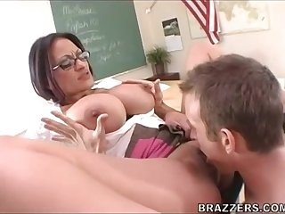 Ava Ramon Teacher Classroom Sex