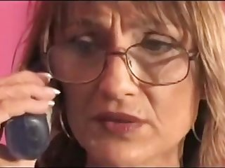 Exciting Milf Fucks Her Son's Friend  - jillian foxxx