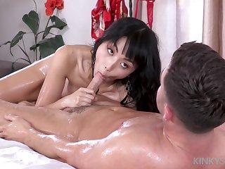 Marica Hase - KinkySpa E46 1080p (oil)