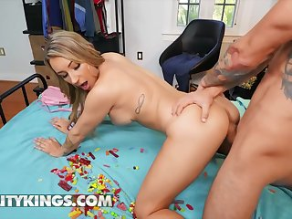 Tyler Steel And Alessia Luna In Candy Cravi