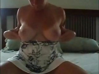 wet pussy and big tan lines tits