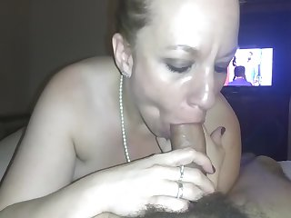 Cockwhore PS Laura Repays a Loan With a Blowjob